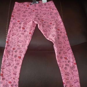 Girls leggins sz 3/4